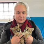 Dr. Karin Lourens, Veterinarian, Dr, Johannesburg Wildlife Veterinary Hospital