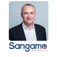 Adrian Woolfson, Executive Vice President, Research And Development, Sangamo Theraputics