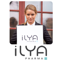 Evelina Vågesjo, Chief Executive Officer, Ilya Pharma
