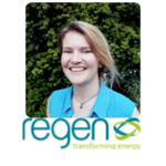 Ellie Wilkes | Graduate Intern | Regen » speaking at Solar & Storage Live