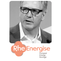 Stephen Crosher | Director | RheEnergise » speaking at Solar & Storage Live