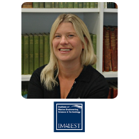 Bev Mackenzie | Senior Technical Manager | The Institute of Marine Engineering Science and Technology » speaking at UAV Show