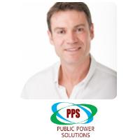 Richard Sansom, Business Development Manager, Public Power Solutions
