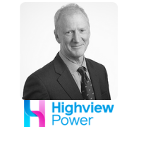 Gareth Brett | Chief Technology Officer | Highview Power » speaking at Solar & Storage Live