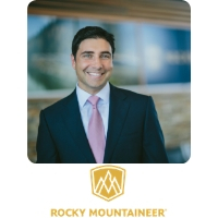 Steve Sammut | President And Chief Executive Officer | Rocky Mountaineer » speaking at World Rail Festival