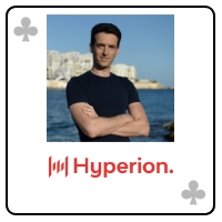 Stav Zilbershtein | CEO and Co-Founder | Hyperion » speaking at WGES