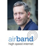 Redmond Peel, Managing Director, Airband Community Internet Ltd