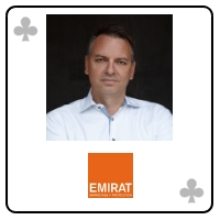 Ralph Clemens Martin | Chief Executive Officer | EMIRAT AG » speaking at WGES