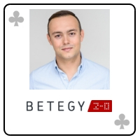 Alex Kornilov | Managing Director | Betegy » speaking at WGES