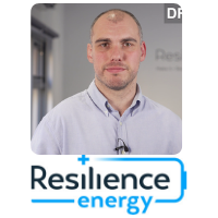 Loic Hares | Founder & Chief Executive Officer | Resilience Energy » speaking at Solar & Storage Live