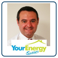 Daire Casey | Energy & Data Manager | West Sussex County Council » speaking at Solar & Storage Live