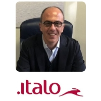 Gianbattista La Rocca | Chief Executive Officer | Italo - Nuovo Trasporto Viaggiatori » speaking at World Rail Festival