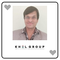 Naveen Goyal | Founder and CEO | Khel Group » speaking at WGES