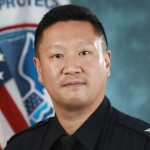 Sung Hyun Ha, Program Manager, Entry/Exit Transformation Office, Office of Field Operations, U.S. Customs and Border Protection (CBP)