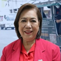 Elvira Medina at The Roads & Traffic Expo Philippines 2019