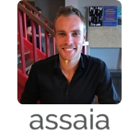Christiaan Hen | Chief Customer Officer | Assaia » speaking at Aviation Festival
