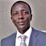 Ignatius Cobbina | Head: Cards And Ebanking Operations | Ecobank Ghana Limited » speaking at Seamless West Africa
