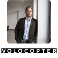 Fabien Nestmann | Head Of Global Public Affairs | Volocopter » speaking at Aviation Festival