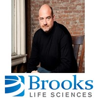 Ian Pope, Global director, Brooks Life Sciences