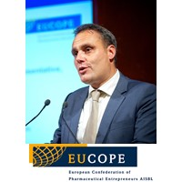 Alexander Natz, Secretary General, European Confederation of Pharmaceutical Entrepreneurs (Belgium)