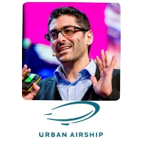 Patrick Mareuil | Managing Director, EMEA | Urban Airship » speaking at Aviation Festival