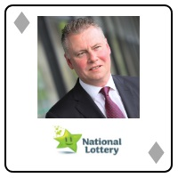 Dermot Griffin | Chief Executive Officer | The National Lottery » speaking at WGES