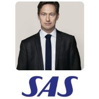 Mattias Forsberg | Executive Vice President and Chief Information Officer | SAS » speaking at Aviation Festival