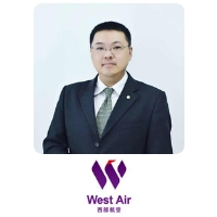 Rocky Wang | VP - Marketing | China West Airlines » speaking at Aviation Festival