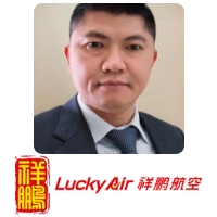 Ming Qiong Chen | Vice President- Luck Air Company Ltd. | China Lucky Air » speaking at Aviation Festival