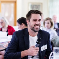 Nick Byrne | Co-Founder and CEO | TypeHuman » speaking at Tech in Gov