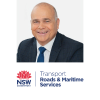 John Hardwick at National Roads & Traffic Expo 2019