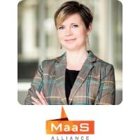 Piia Karjalainen | Senior Manager Maas Alliance | Ertico I.T.S. Europe » speaking at World Rail Festival
