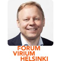 Sami Sahala | I.T.S. Chief Advisor | Forum Virium Helsinki » speaking at World Rail Festival