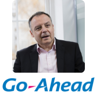Enrique Fernandez Pino | Group Chief Information Office | Go Ahead Group » speaking at World Rail Festival