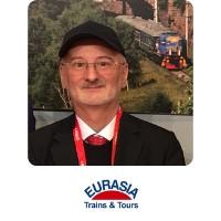 Helmut Mochel | General Manager | Eurasia Trains & Tours » speaking at World Rail Festival