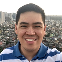 Dr Philip Peckson at The Roads & Traffic Expo Philippines 2019