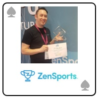Mark Thomas | Co-Founder And Chief Executive Officer | ZenSports » speaking at WGES