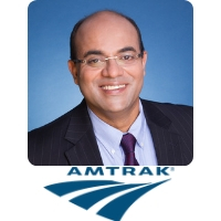 Sovan Shatpathy | Chief Technology Officer | Amtrak » speaking at World Rail Festival