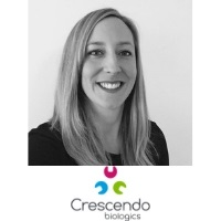 Carolyn Edwards | Senior Scientist | Crescendo Biologics Ltd » speaking at Festival of Biologics