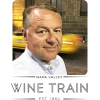 Scott Goldie | Chief Executive Officer | Napa Valley Wine Train » speaking at World Rail Festival