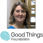 Helen Milner | Chief Executive | Good Things Foundation » speaking at Connected Britain