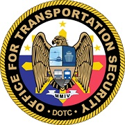 Office for Transportation Security at The Roads & Traffic Expo Philippines 2019