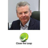 Peter Tamblyn, Sales And Marketing Manager, Close The Loop Limited
