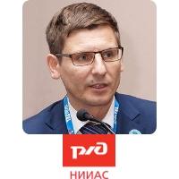 Alexey Ozerov, Head Of International Cooperation Department, Jsc Niias, Russian Railways