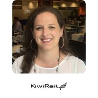 Penelope Rae | CIO | KiwiRail » speaking at World Rail Festival