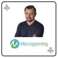 Jean-Luc Ferriere | Chief Commercial Officer | Microgaming » speaking at WGES