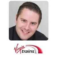 Gareth Williams, Sustainability Lead, Virgin Trains