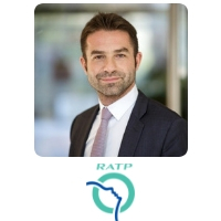 Mathieu Dunant, Head of Innovation, R.A.T.P. Group
