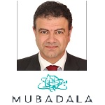 Mounir Barakat | Executive Director, Information & Communications Technology Unit | Mubadala » speaking at Connected Britain