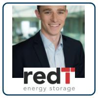 Ed Porter | Energy Assets Director | redT energy storage » speaking at Solar & Storage Live